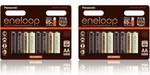 2x 8pk AA Eneloop Choclat $39.96 +  $4.95 Shipping @ DSE
