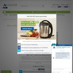 WIN 1 of 7 Cold Press Slow Juicers Worth $179 from Avancer