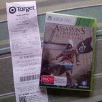 Assassin's Creed IV: Black Flag - X360/PS3 $24 at Target
