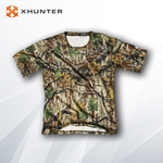 Christmas Sale, Men's Outdoor Cotton Real Tree Camo T-Shirt, $23 + Free Postage @Xhunter
