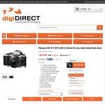 Olympus OM-D E-M10 w/14-42mm EZ Lens - $579.00 free postage until 24th DEC - digiDIRECT