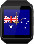 Free Australia Day Android Wear JJW Watchfaces on Google Play