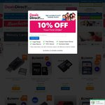Deals Direct FREE Shipping on Micro SD Cards/SD Cards/OTG/ USB Flash from ($0.95 Delivered)