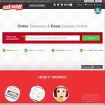 10% off at EatNow