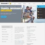 Commonwealth Bank - Complementary International Travel Insurance for Gold, Platinum & Diamond CC Holders