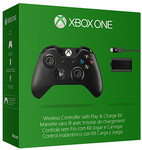 Xbox One Wireless Controller with Play & Charge Kit - $69 (Was $89) @ Target