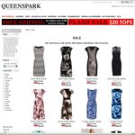 Queenspark All Sale Items $50 and under