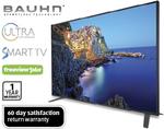 "65"" Bauhn UHD TV $1199 @ ALDI Starts 12/9"
