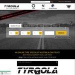 $20 off on Tyroola.com.au - on Purchase of Bridgestone Tyres - Potentially All