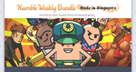 Humble Weekly Bundle: Made in Singapore - US $1-$12 - AU $1.50 - $17