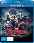 Avengers - Age of Ultron [Blu Ray] @ Big W $20 (Normally $32) - in Store Only