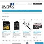 Lexar 64GB SDXC $55, Samsung Pro Plus microSD 32GB $47/64GB $79, SanDisk 200GB Ultra microSD $189 Shipped @ Eureka Web Company