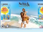 Schick 100% CASHBACK across Specially Marked Packs (Quattro and Xtreme 3)