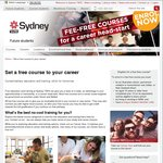 Free Courses by Sydney Tafe