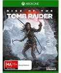 Rise of The Tomb Raider XB1 $29, Diablo 3 ROS PS4/XB1 $29, Just Cause 3 PS4 $39, Ride 2 XB1 $49 + Lots More @ JB Hi-Fi