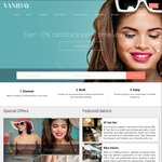 $25 off $50 Beauty & Wellness Treatments Booked on Vaniday