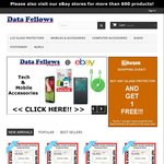 DataFellows OzBargain10 Deal - Smartphone Tempered Glass Protectors Buy 1 Get 1 Free