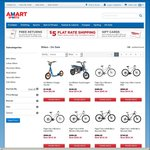 30% off All Full Priced Bikes @ Amart Sports Stores and Online