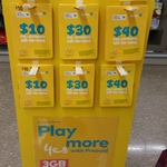 Half Price Optus Sim Starter Packs from $5 @ Woolworths