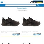 New Balance 624's $60 at Sportsmart with Free Membership and Shipping