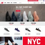40% off New Balance from Bupa