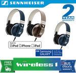 Sennheiser Urbanite XL over Ear Headphones $116.85 Delivered @ Wireless1 eBay