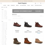 Hush Puppies - End of Season Sale - Extra 20% off Sale Items