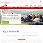 AAMI Health Insurance - Hospital and Extras $200 Cashback