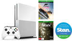 Xbox One S 500GB + Forza Horizon 3 + Fallout 4 + 3 Months Stan Bundle $269 from Big W