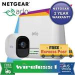 NetGear VMS4130 ARLO PRO - 1 Camera Sys $333.96 @ Wireless 1 eBay