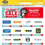25% off Select Brands @ My Pet Warehouse (In Store and Online)