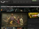 Steam Left 4 Dead and Left 4 Dead 2 50% off @ $9.99 each