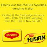 FREE Maggi Noodles from Vending Machine @ University of Sydney (USYD)