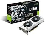 Asus Nvidia GeForce GTX 1060 Dual OC 6GB GDDR5 $358 @ Shopping Express on eBay
