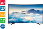"Kogan 55"" Curved 4K LED TV (Series 9 MU9500) $579 AUD + Delivery @ Kogan.com"
