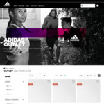 adidas Friends & Family 48hr Outlet Sale - 50% off