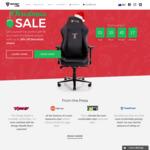 28% off Secret Lab TITAN Gaming Chair - $499 + Shipping