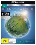 David Attenborough's Planet Earth 2 UHD 4K $19.18 (C&C) (or $1.69 Delivery) @ JB Hi-Fi (w/ STACK Signup Coupon)