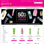 1/2 Price Most Haircare/Colour Brands L'Oreal Schwarzkopf Pantene Head & Shoulders A'kin Sukin OGX Toni & Guy + More @ Priceline