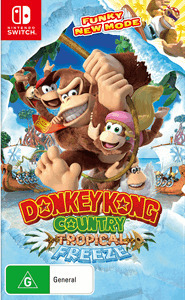 68e1b69a4  Nintendo Switch  Donkey Kong Tropical Freeze -  29 When You Trade in 2  Games over  5   EB Games (Page 2) - OzBargain