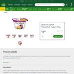 ½ Price Chobani Yoghurt Pots 170gm $1.12 @ Woolworths