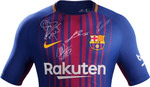 Win a Signed FC Barcelona Jersey Worth $120 from Nextmedia