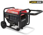 ALDI - Work Zone 3600W Inverter Generator $399 - Starts Sat, 23rd June