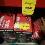 Ozito Power X Change Cordless Blower Kit with Fast Charger & 5.2ah Battery - $112 (Was $149) @ Bunnings Warehouse