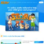 Online Maths Software Now With The Support of a Maths Teacher $69 Per Year (Was $149) @ STAR Maths Online