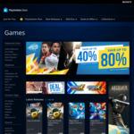 PSN Sale - GTA V $28.95, Hellblade $26.95, Wolfenstein II $30.95, LA Noire $24.95, Burnout Paradise $17.95 @ PlayStation AU