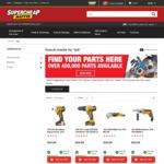 JCB Sheet Sander, Multi Tool, Angle Grinder $20 + More @ Supercheap Auto