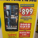 Google Pixel 2 XL 64GB for $899 (Save $500) When You Port-in to Telstra $39 / 20GB Per Month for 12 Mths @ JB Hi-Fi
