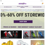 20%-60% off Everything, Premier League 2018/19 Kits, Adult - $87.95, Youth - $71.95, 2017/18 Kits from $29.95 @ Football Galaxy