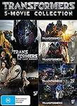 Transformers: 5-Movie Collection DVD $27.99 + Delivery (Free with Prime/ $49 Spend) @ Amazon AU